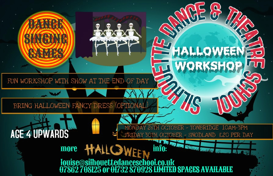 Halloween Workshop