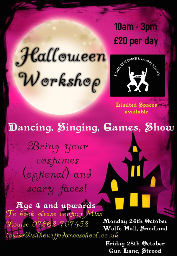 Halloween Workshop 2016